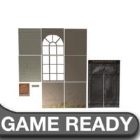 building starter pack 2 3d model