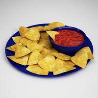 CGAxis Chips & Salsa 17