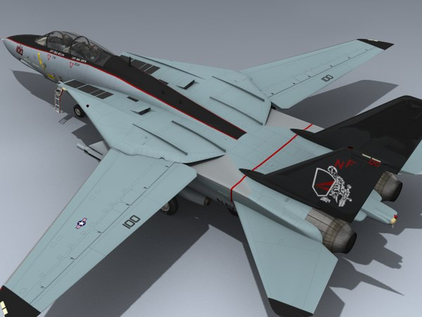 f-14a tomcat tarps 3ds