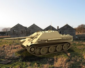 cinema4d jagdpanther