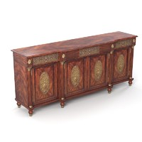 Theodore Alexander Classic Sideboard 6105-131