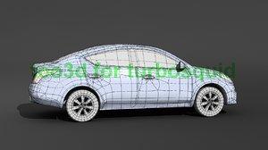 versa subd 3d model