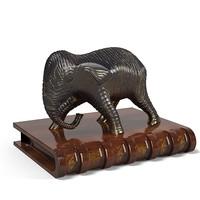 1882 elephant book 3d max