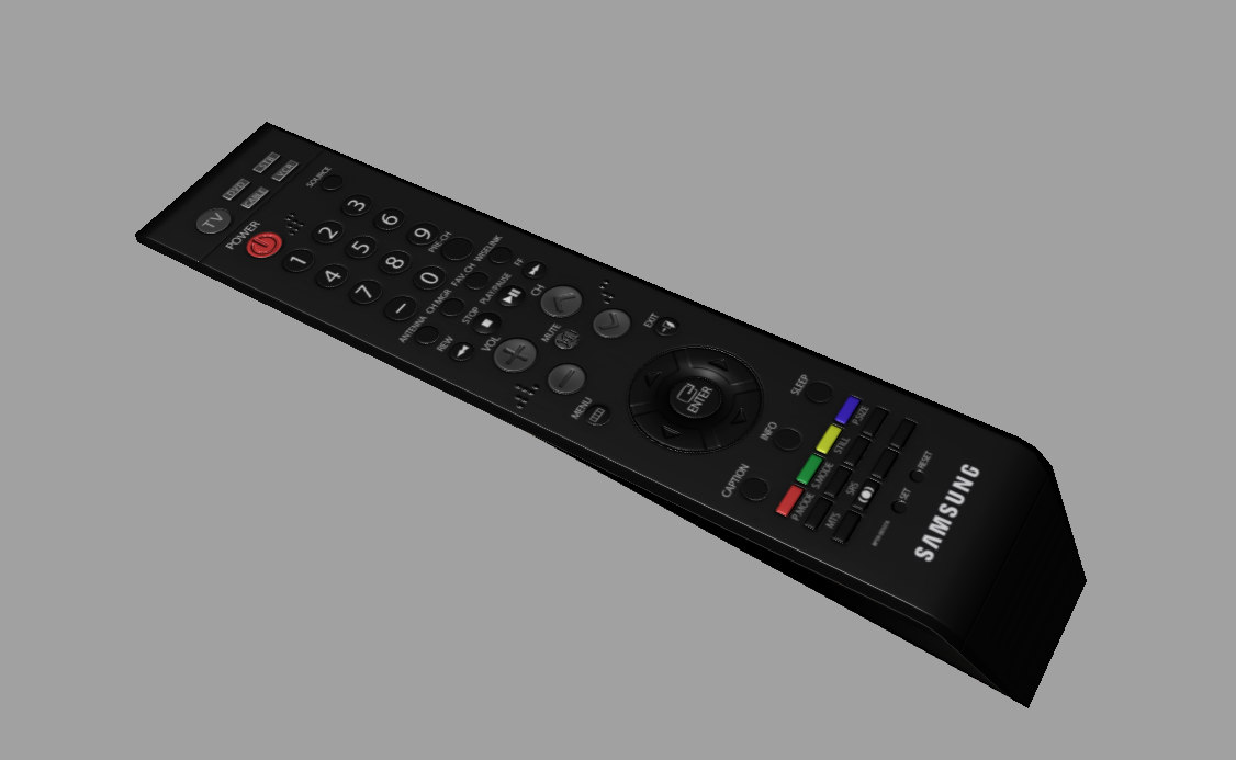 maya tv remote