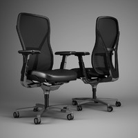 CGAxis Office Chair 51