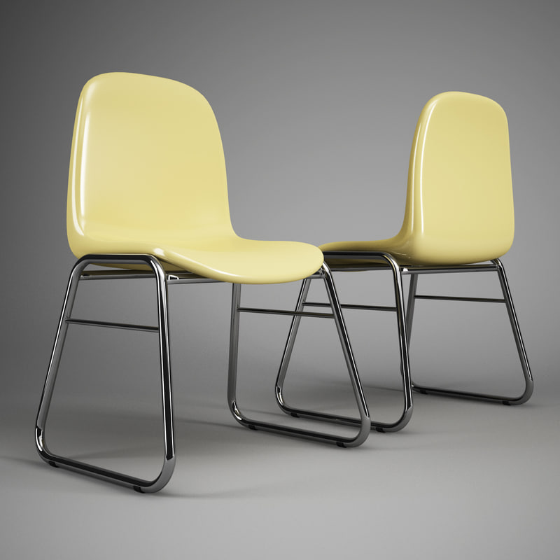 3d office chair 57 model