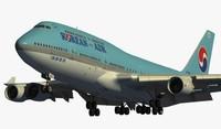 BOEING 747 - 400