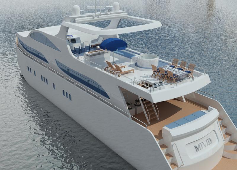 luxury yacht max