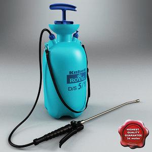 garden hand sprayer royal max