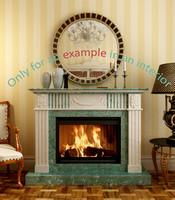 fireplace 42 3d max