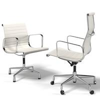 Vitra aluminum group 119 office task executive swivel chair