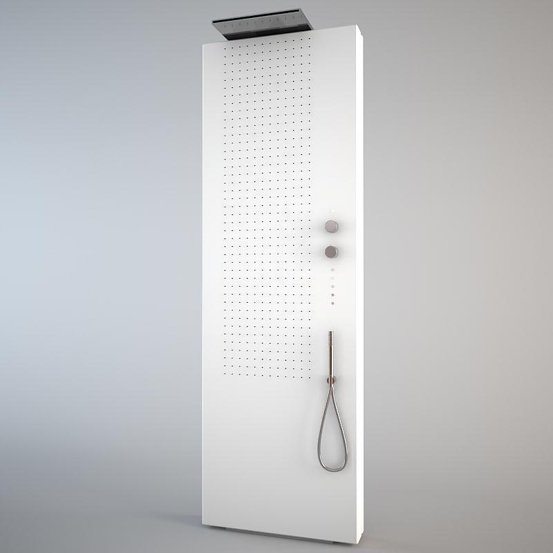 fantini acquapura shower obj