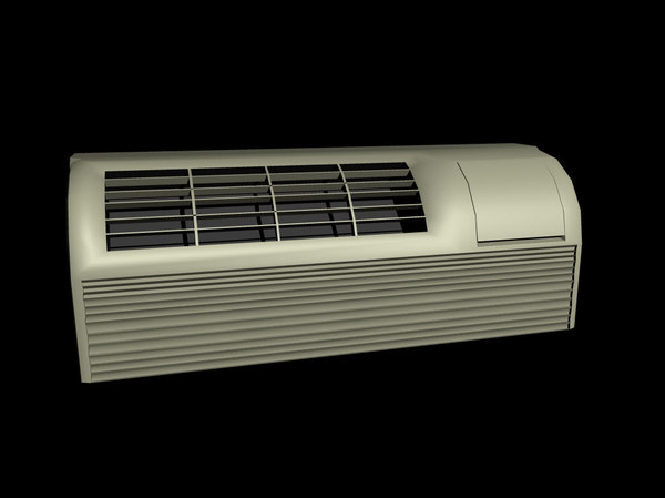 3d model of air conditioner