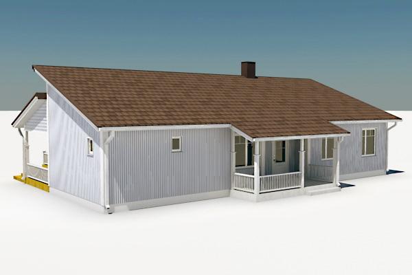 3d story single family house