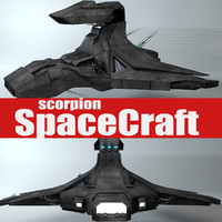 The scorpion Space ship 1.2
