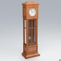clock grandfather max