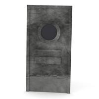3d scifi door model