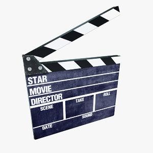 3dsmax movie board