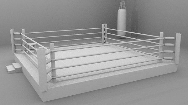 3d ring boxe