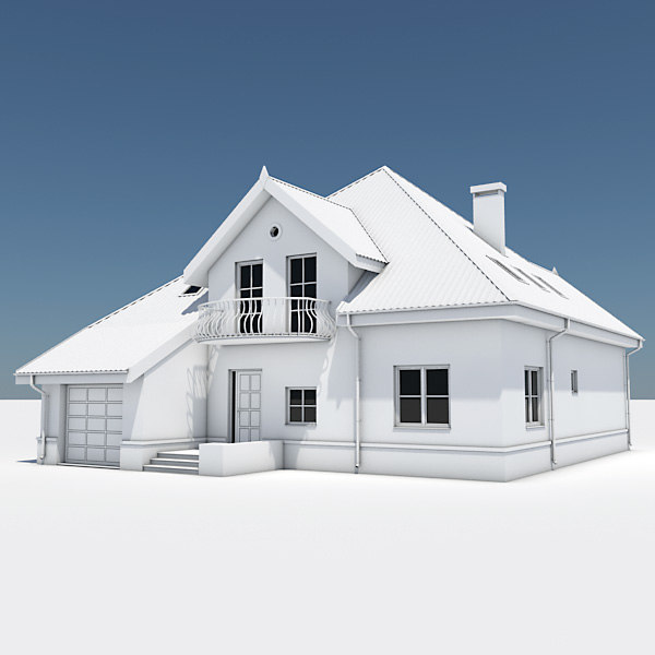 single house garage 02 max
