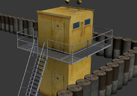 watch tower 3d 3ds