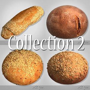 3d bread 2