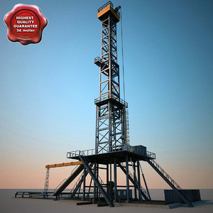 drilling rig max