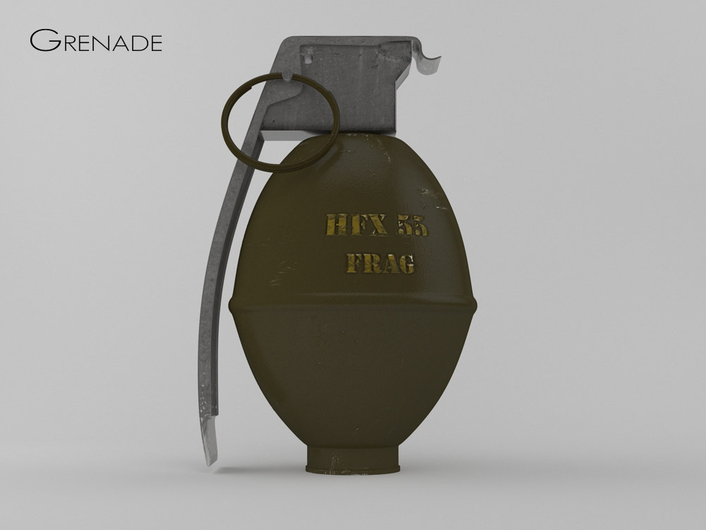 maya grenade nade