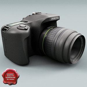 3d photo camera v3