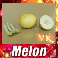 3ds max melon resolution