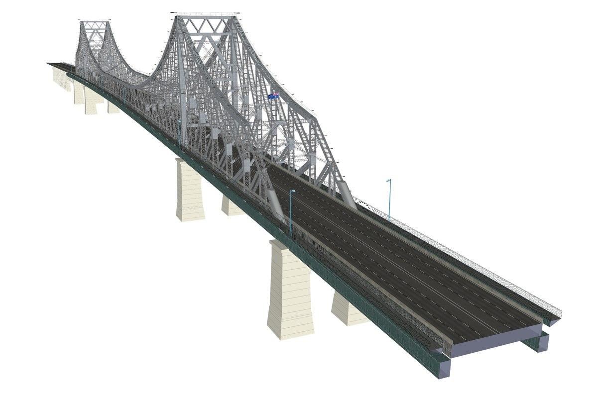 story bridge 3d 3ds