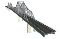 story bridge 3d 3ds