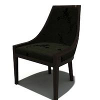 maya selva solitaire armchair chair