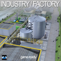 max industry factory building