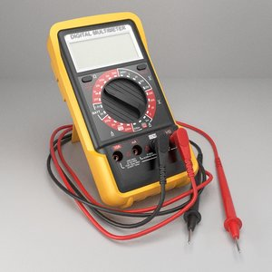3d 3ds electrical digital multimeter