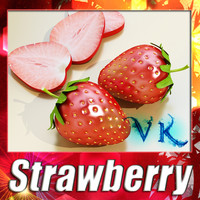 Strawberry - High Detailed