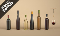 6 wine bottles kit