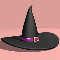 3dsmax witch hat