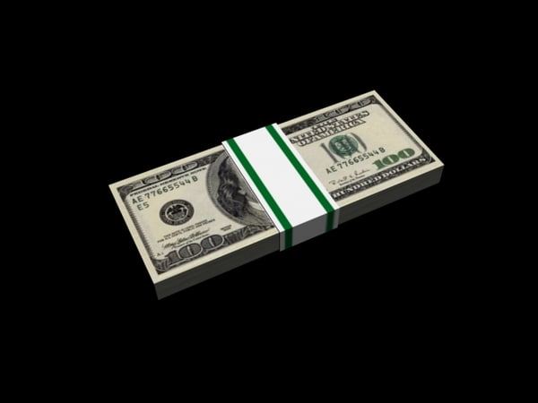 3d wad cash