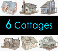 Cottage Collection II, Textured