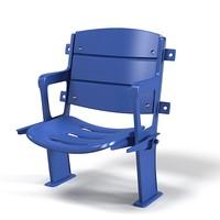 Jim Thome Veterans Stadium Upper Deck Home run seat arena chair