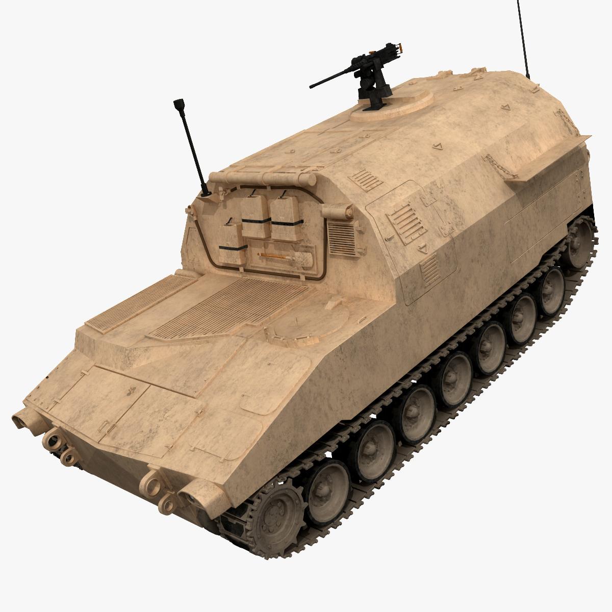 m992 field artillery ammunition 3ds