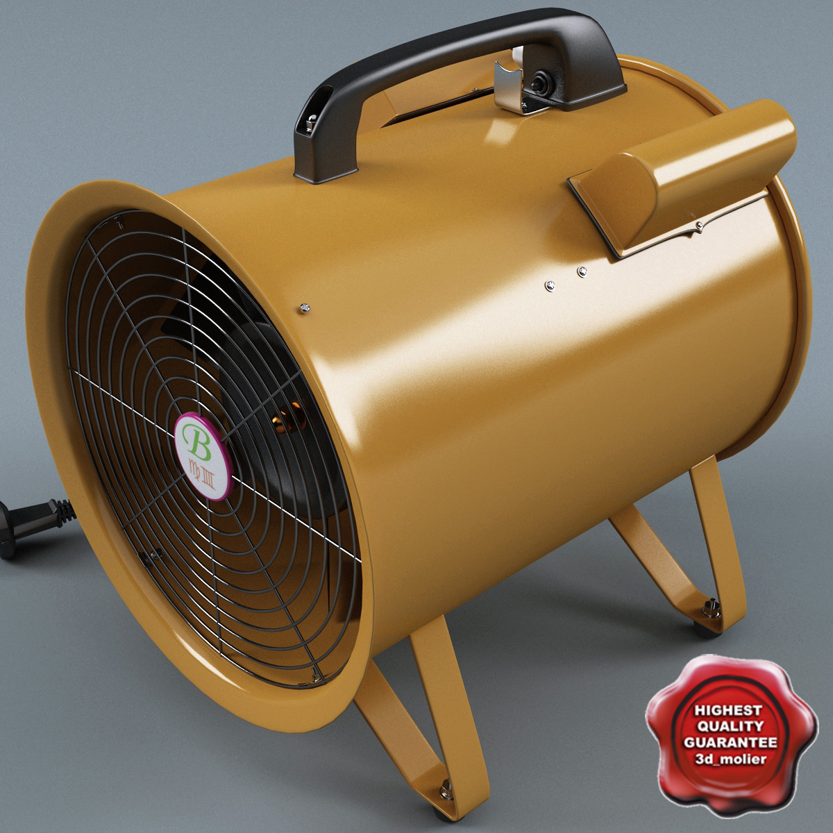 portable ventilator 3ds