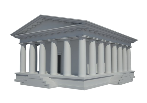 free max mode classical temple