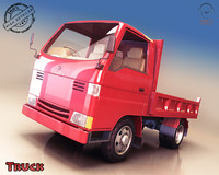 truck 3ds