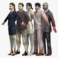 Zombies Pack 1