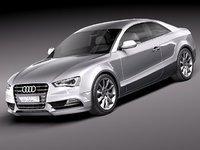 Audi A5 coupe 2012