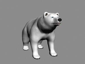 free max mode polar bear