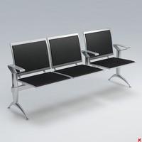 Airport chair022.rar