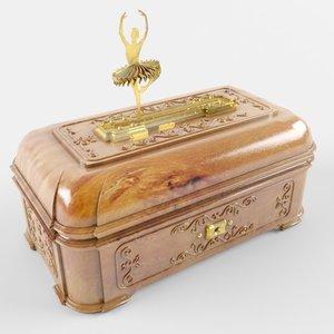 antique chest max